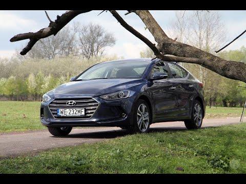 Hyundai Elantra 2016 www.motomaniacy.tv