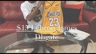 $15 DHGATE Lebron James Jersey