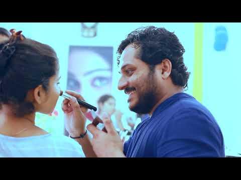 JAYESH KRISHNNA  Bridal Make - up Studio, Cochin,,,09847900861 Bride - Sreeja Makeover