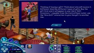 The Sims 1- Going on a Date