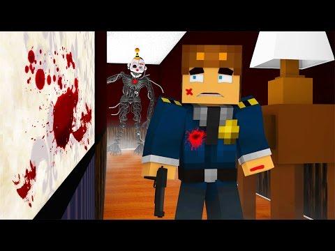 FNAF Sister Location - ENNARD'S REVENGE! (Minecraft Roleplay) S2 Night 5