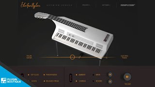 ElectroNylon by Sampleson | Real-Time Spectral Transformation Virtual Instrument Plugin