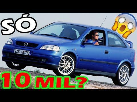 TOP 5 MELHORES CARROS ATÉ 10 MIL REAIS!