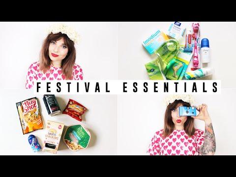 Festival Essentials | Helen Anderson
