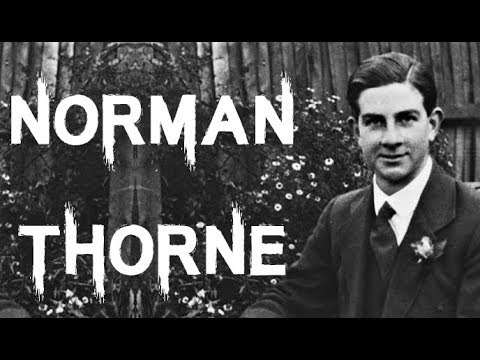 The Shocking & Terrible Crime of Norman Thorne | The Chicken Run Murder