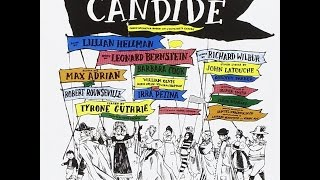 Bernstein: Candide - Scene 4. Quartet Finale / Krachmalnick · Rounseville · Cook · Olvis · Petina