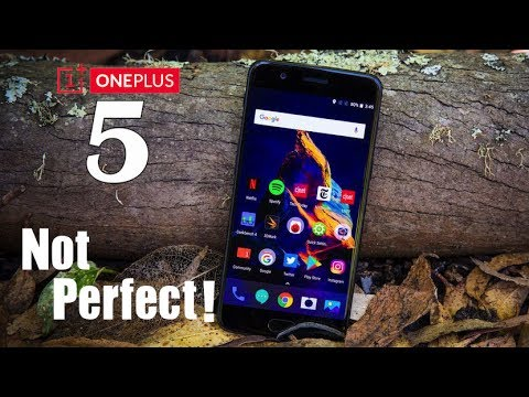 5 BIGGEST Problems With The OnePlus 5!