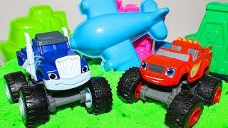 Вспыш и чудо машинки новые серии Игры для детей Развивающие мультики про машинки Видео для детей