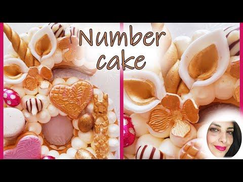 number-cake-licorne,-parfait-gâteau-pour-anniversaire.