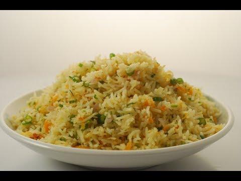 Butter Garlic Vegetable Fried Rice | Cooksmart | Sanjeev Kapoor Khazana