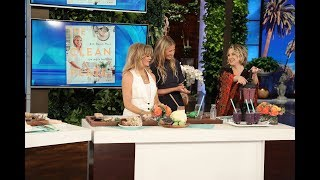 Gwyneth Paltrow Makes a Clean Plate for Kate Hudson & Goldie Hawn