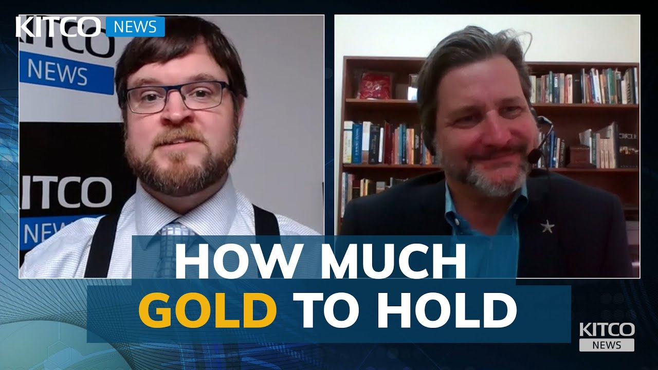 Holding 10% in gold makes sense as inflation picks up – iTrustCapital