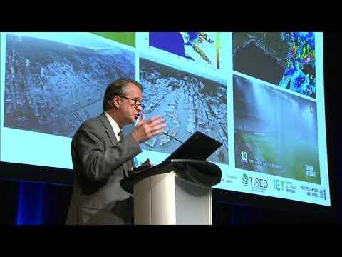 Philippe Gourbesville, 5th Trottier Symposium Sustainable Engineering Energy & Design