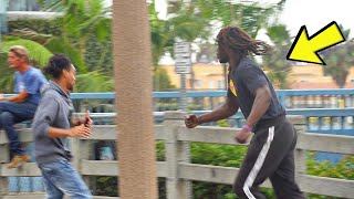 Best Pranks in the Hood ft. TopNotch Idiots (MUST WATCH)