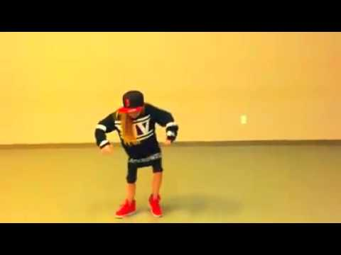Awesome Little Girl Hip Hop Dancer