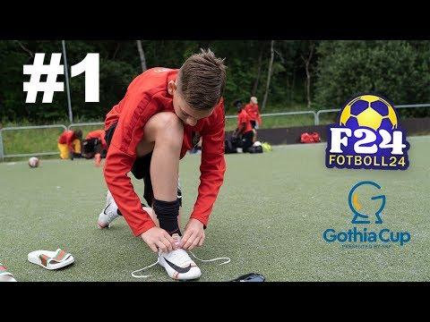 Fljer med Brommapojkarna U13 Akademi till Gothia Cup #1 - Mot guldet!
