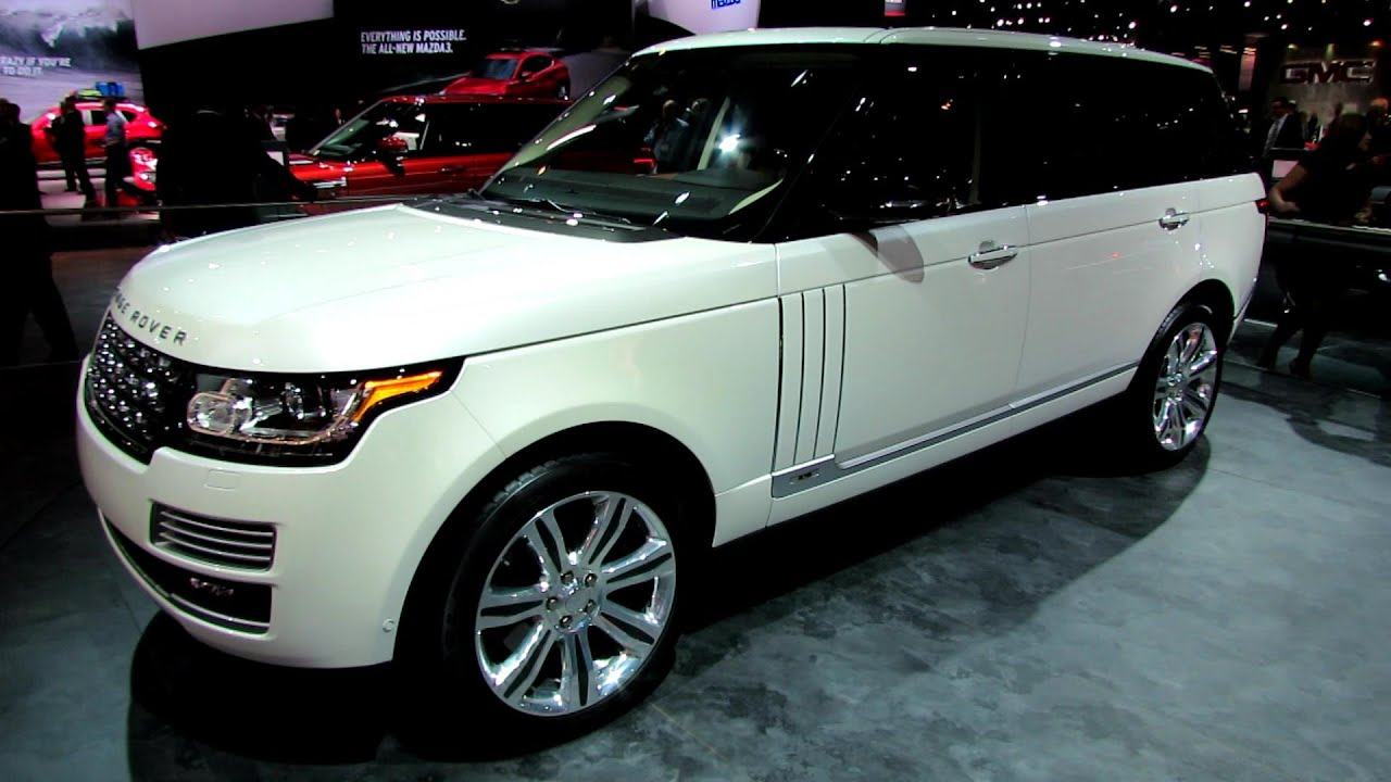 2015 Range Rover Autobiography Long Wheel Base-Exterior,Interior ...