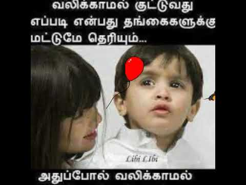 Sister Love Status Tamil Whatsapp Status Video Brother Sistet
