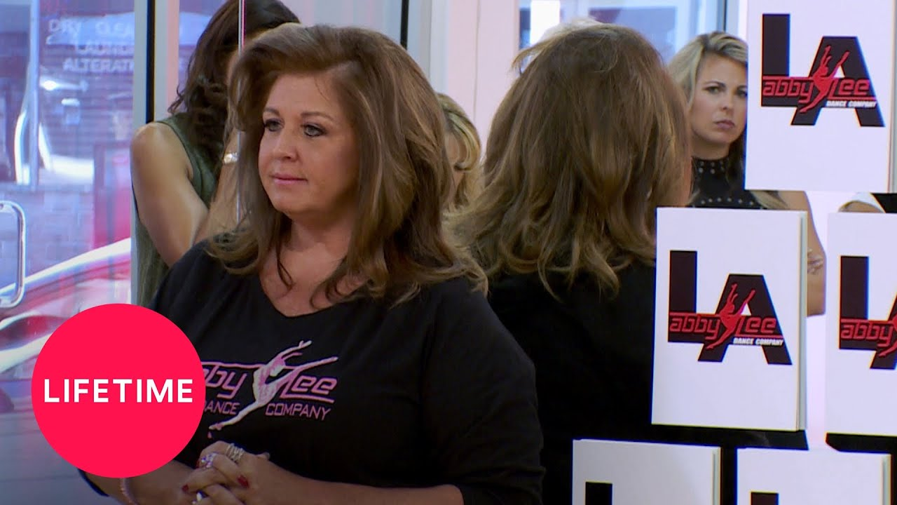Dance Moms: Abby and Holly Clash at Pyramid (Season 6 Flashback) | Lifetime