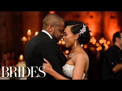 Suits Star Dulé Hill and Jazmyn Simon's  Wedding Video  Brides