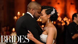 Suits Star Dulé Hill and Jazmyn Simon's Official Wedding Video | Brides