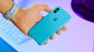 Чехол для iPhone от Apple с AliExpress УДИВИЛ!
