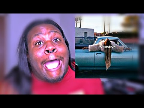 BEYONCE FORMATION VIDEO (REACTION)
