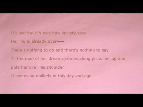 Why lily allen lyrics