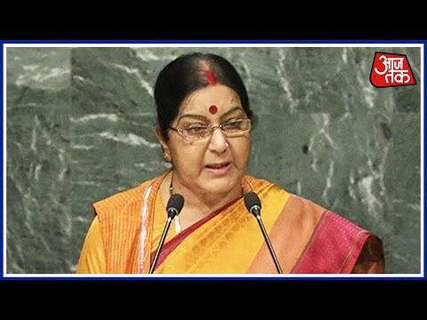 Special Report: MEA Sushama Swaraj Says Kashmir An Integral Part Of India At UNGA