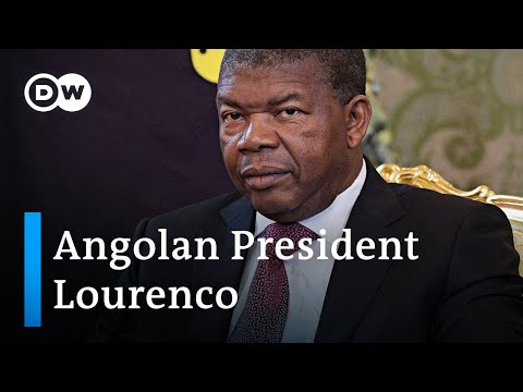 'No negotiations with the corrupt' Angola President Lourenco Interview | DW Exclusive