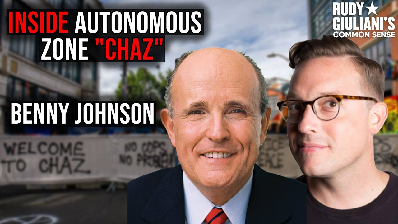 "Inside the Autonomous Zone ""CHAZ"" 