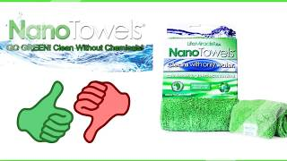 Nano Towels Review   Green scarf for green living in 2018