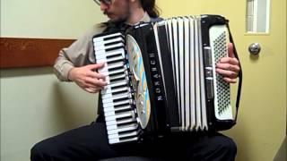 Darude - Sandstorm [accordion cover]