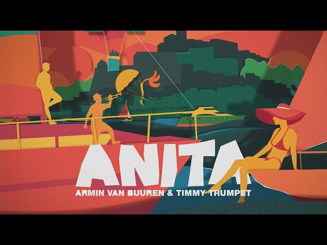 Armin van Buuren & Timmy Trumpet - Anita (Official Video)
