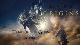 Trial of the Gods - Anubis - Assassin's Creed Origins