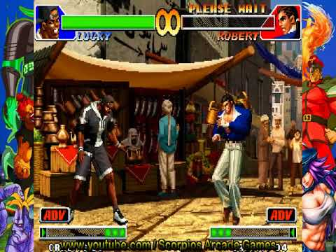 The King of Fighters 98 - Lucky Combos Táticos by Scorpios