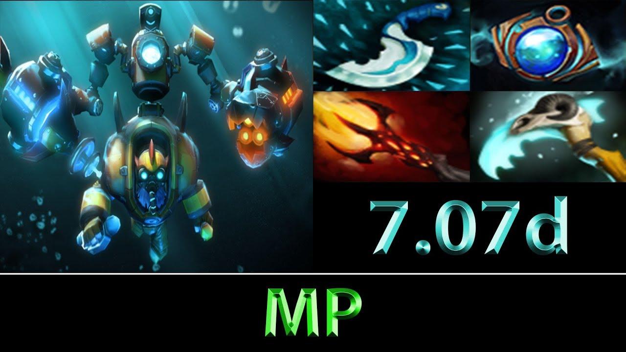 Mp Tinker Maximum Korean Efficiency  E2 96 Bb Dota D