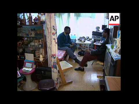 RUSSIA: MOSCOW: AFRICAN STUDENTS FACE DIFFICULTIES