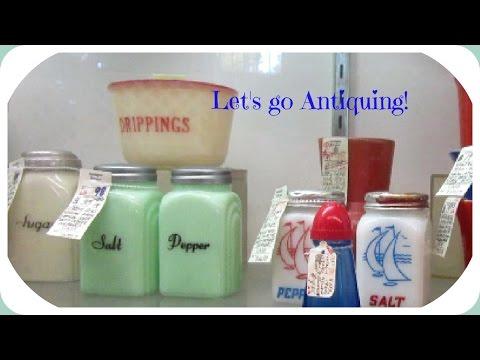 Let's go Antiquing at the Orange Circle, OC, CA