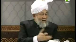 Liqa Ma'al Arab 15 March 1995 Question/Answer English/Arabic Islam Ahmadiyya