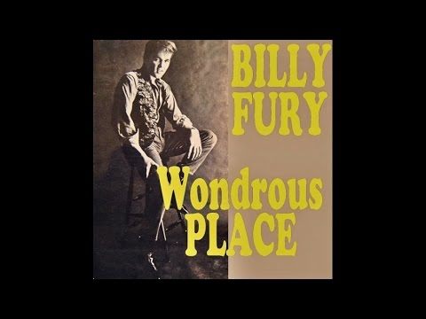 Billy Fury - Wondrous Place - #HIGH QUALITY SOUND 1960