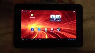 "Uniden 7"" Internet Tablet Review"
