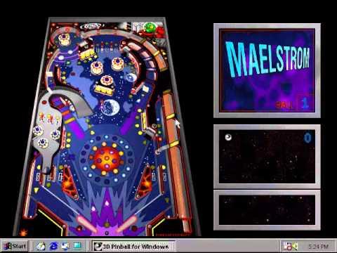 Pinball 3D Para Windows Vista
