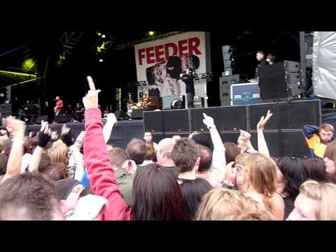 Feeder - Buck Rogers (Bingley Music Live 2011)