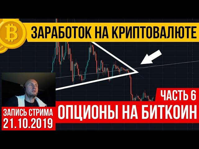 Криптовалюта: опционы на биткоин. Часть 6.