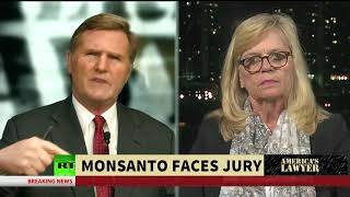 Wine and Oreo's Contaminated With Monsanto Chemicals | America's Lawyer on RT America |