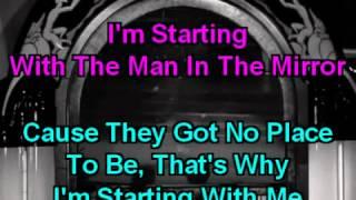 Man In The Mirror   Michael Jackson   Instrumental