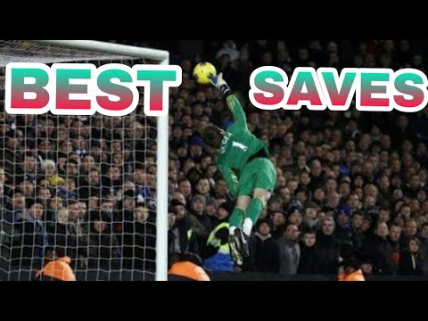 Best Goalkeeper Saves ● HEROIC SAVES YOU CAN'T REPEAT  | HD