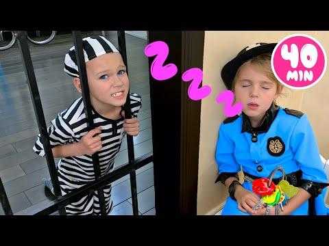 Five Kids Police