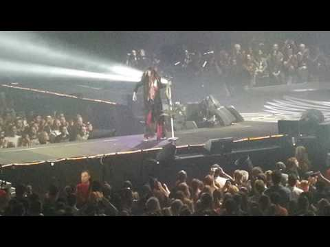 Aerosmith (05.07.2017, Zürich), Encore & Introduction of the Band